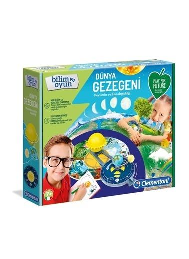 Clementoni  Bilim Ve Oyun Dünya Gezegeni 64962 Renkli